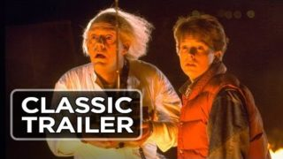 Back To The Future (1985) Theatrical Trailer – Michael J. Fox Movie HD