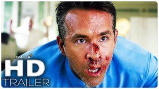 FREE GUY Official Trailer (2020) Ryan Reynolds, Superhero Movie HD