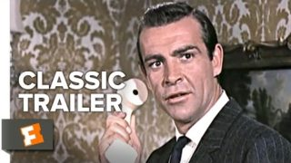 From Russia With Love (1963) Official Trailer – Sean Connery James Bond Movie HD