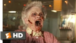 Legion (2/10) Movie CLIP – Granny's Got Teeth (2010) HD