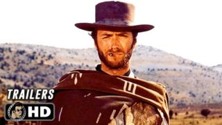 MAN WITH NO NAME Franchise Trailers (1964 – 1966) Clint Eastwood