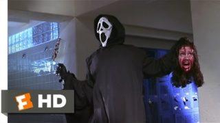 Scary Movie (6/12) Movie CLIP – Wanna Play Pyscho Killer? (2000) HD