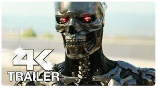 TERMINATOR 6 DARK FATE Trailer (4K ULTRA HD) NEW 2019