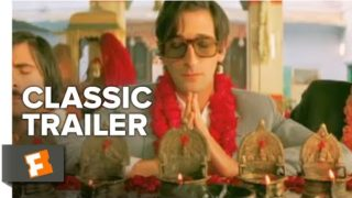 The Darjeeling Limited (2007) Trailer #1 | Movieclips Classic Trailers