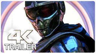 BLACK WIDOW : 8 Minute Trailers (4K ULTRA HD) NEW 2020