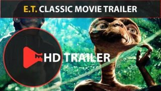 E.T. the Extra-Terrestrial Trailer (1982) Classic Movie Trailers (HD) Drew Barrymore
