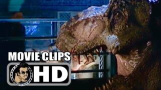 THE LOST WORLD: JURASSIC PARK – 5 Movie Clips + Classic Trailer (1997) Steven Spielberg Movie HD