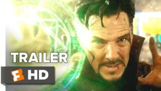 Doctor Strange Official Trailer 1 (2016) – Benedict Cumberbatch Movie