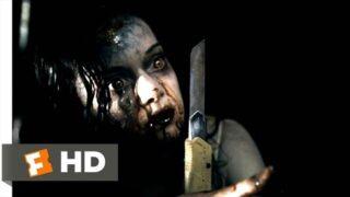 Evil Dead (6/10) Movie CLIP – Bloody Kiss (2013) HD