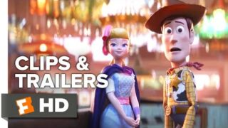 Toy Story 4 ALL Clips + Trailers (2019) | Fandango Family