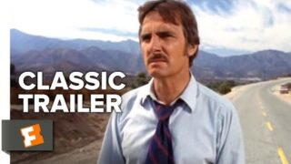 Duel  (1971) Official Trailer – Dennis Weaver, Steven Spielberg Thriller Movie HD