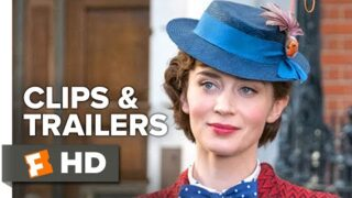 Mary Poppins Returns ALL Clips + Trailers | Fandango Family