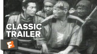 Seven Samurai (1954) Trailer #1   Movieclips Classic Trailers