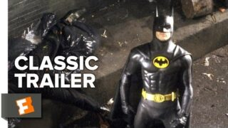 Batman (1989) Official Trailer #1 – Tim Burton Superhero Movie