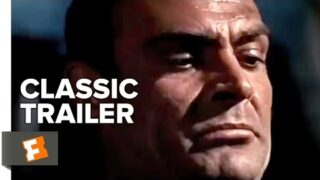 Goldfinger Official Trailer #1 – Sean Connery Movie (1964) HD