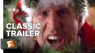 National Lampoon's Christmas Vacation (1989) Trailer #1 | Movieclips Classic Trailers