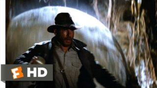 Raiders of the Lost Ark (1/10) Movie CLIP – The Boulder Chase (1981) HD