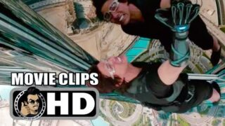 MISSION IMPOSSIBLE: GHOST PROTOCOL – 7 Movie Clips + Classic Trailer (2011) Tom Cruise, Brad Bird HD