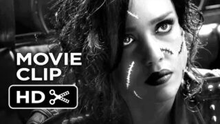 Sin City: A Dame To Kill For Official Movie Clip #1 – Crazy (2014) – Jessica Alba Movie HD