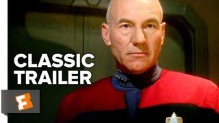 Star Trek: Generations (1994) Trailer #1 | Movieclips Classic Trailers