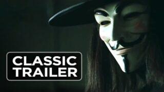 V For Vendetta (2005) Official Trailer #1 – Sc-Fi Thriller HD