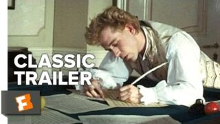 Amadeus (1984) Official Trailer – F. Murray Abraham, Mozart Drama Movie HD