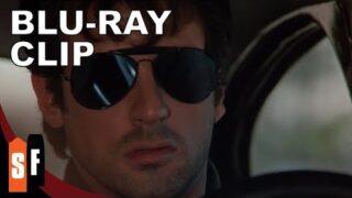 Cobra (1986) – Clip: Defensive Driving (HD)