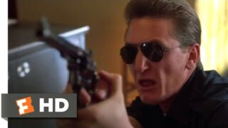 Colors (1988) – Chasing High Top Scene (6/10) | Movieclips