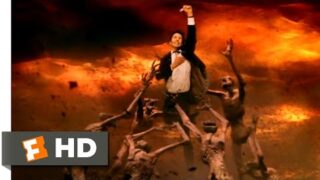 Constantine (2005) – Burning In Hell Scene (3/9)   Movieclips