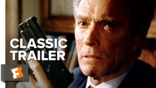 In the Line of Fire (1993) Trailer #1   Movieclips Classic Trailers