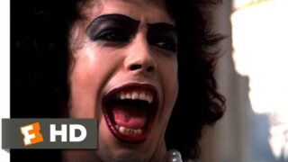 The Rocky Horror Picture Show (1975) – Sweet Transvestite Scene (3/5) | Movieclips