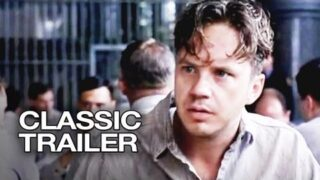The Shawshank Redemption (1994) Official Trailer #1 – Morgan Freeman Movie HD