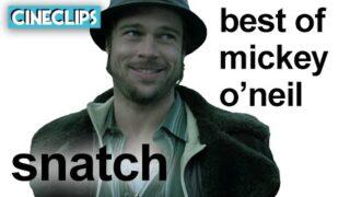 Best Of Mickey O'Neil (Brad Pitt) In Snatch   Snatch   CineClips