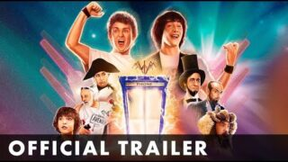 BILL AND TED'S EXCELLENT ADVENTURE – Official Trailer – Starring Keanu Reeves & Alex Winter