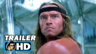 CONAN THE DESTROYER Trailer + Clip (1984) Arnold Schwarzenegger, Action Adventure Movie