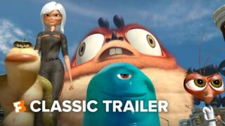 Monsters vs. Aliens (2009) Trailer #1 | Movieclips Classic Trailers