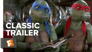 Teenage Mutant Ninja Turtles (1990) Official Trailer – Live Action Movie HD