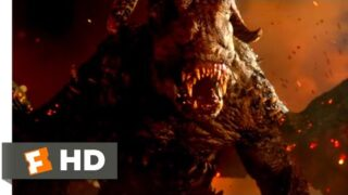 This Is the End (2013) – Demon vs. Craig Robinson Scene (9/10) | Movieclips