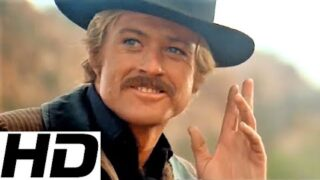 Butch Cassidy & the Sundance Kid • Raindrops Keep Fallin' on My Head • BJ  Thomas – HD Film Tributes