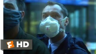 Contagion (2011) – Looting the Pharmacy Scene (3/5) | Movieclips