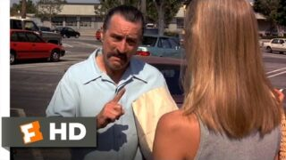 Jackie Brown (1997) – Melanie Provokes Louis Scene (8/12) | Movieclips