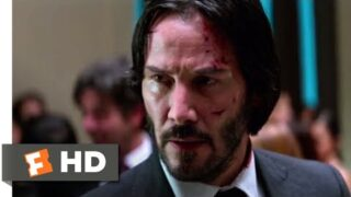 John Wick: Chapter 2 (2017) – Museum Fight Scene (8/10) | Movieclips