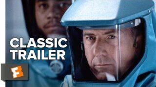 Outbreak (1995) Official Trailer – Dustin Hoffman, Morgan Freeman Sci-Fi Movie