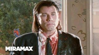 Pulp Fiction | 'Time Is a Factor' (HD) – John Travolta, Quentin Tarantino | MIRAMAX