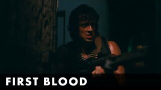RAMBO: FIRST BLOOD – Rambo vs. The Sheriff – Starring Sylvester Stallone