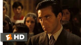 The Baptism Murders – The Godfather (8/9) Movie CLIP (1972) HD