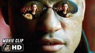 "THE MATRIX Clip – ""Blue Pill Or Red Pill"" (1999)"