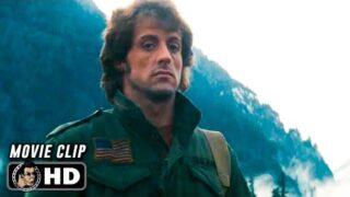 """FIRST BLOOD Clip – """"Drifter"""" (1982) Sylvester Stallone"""