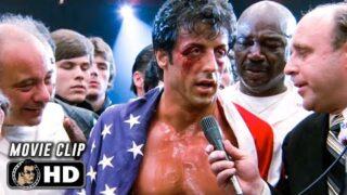 "ROCKY IV Clip – ""Speech"" (1985) Sylvester Stallone"