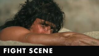 Fight Scene from RAMBO III – Starring Sylvester Stallone